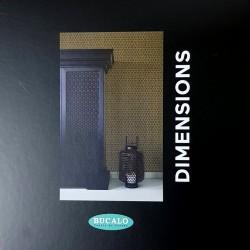 Papel de Parede - Dimensions