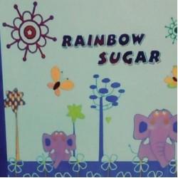 Papel de Parede - Rainbow Sugar