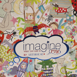 Papel de Parede - Imagine Fun